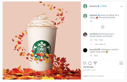 Starbucks customer trust program
